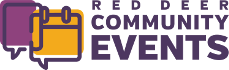 Red Deer Community Events Logo