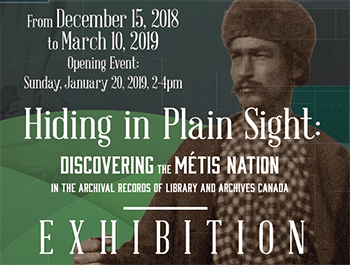 Hiding in Plain Sight: Discovering the Metis Nation