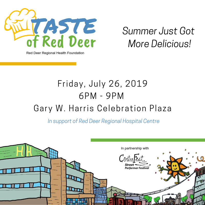 Taste of Red Deer