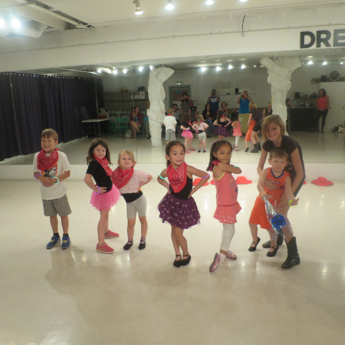 Rhythm Kids Dance Camp