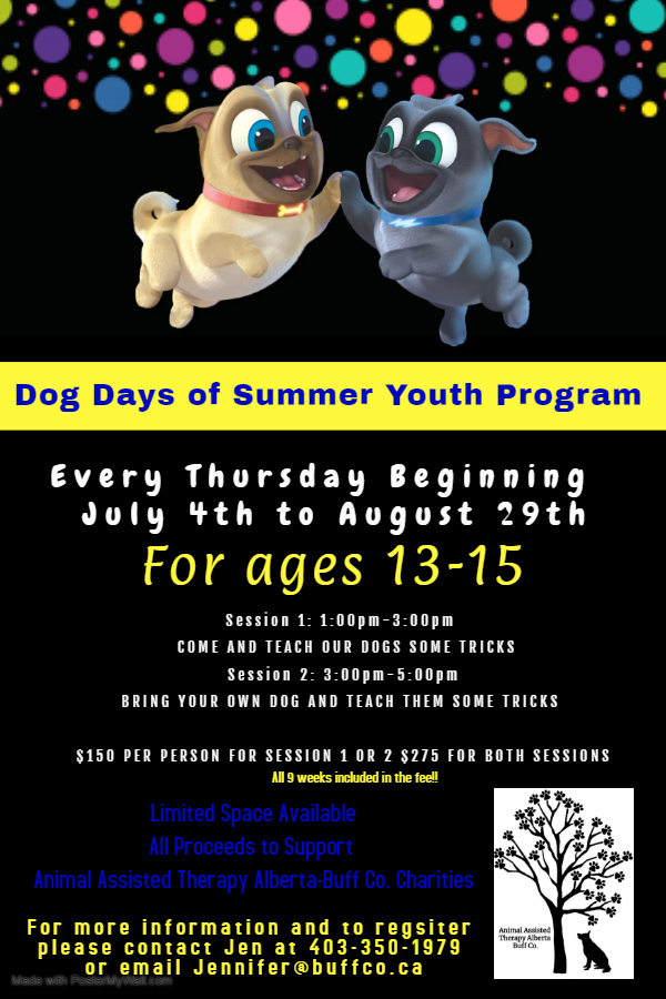 Dog Days of Summer Youth Program
