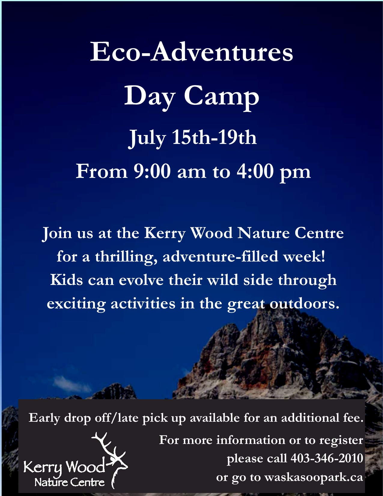 Eco-Adventures Day Camp