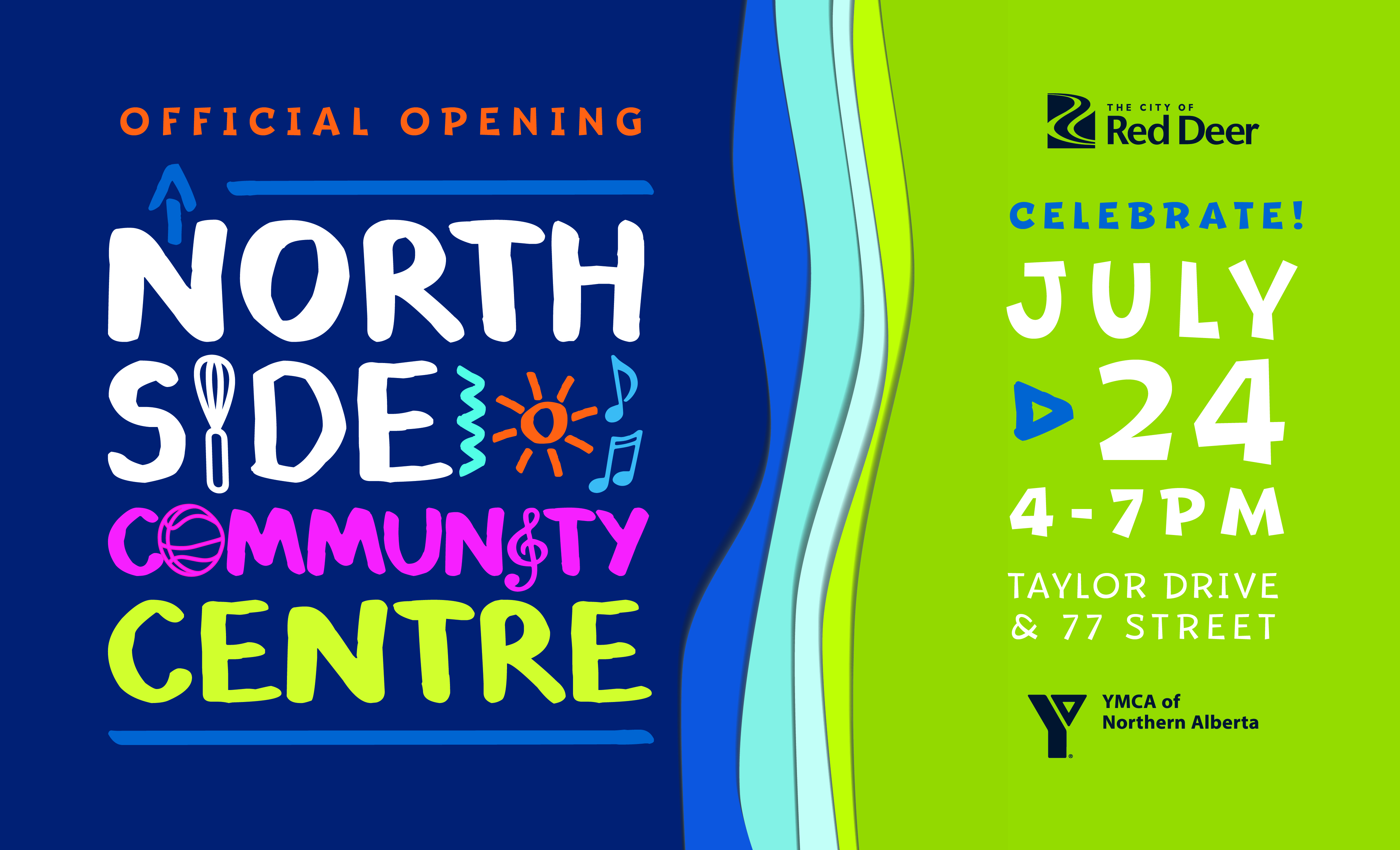 Northside Community Centre Official Opening
