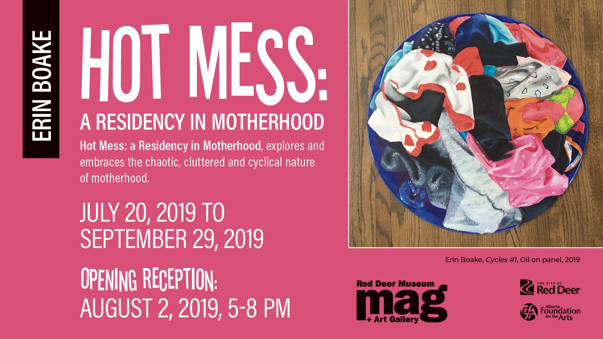 Hot Mess: A Residency in Motherhood