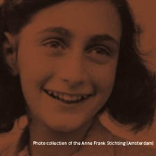 Remembering Anne Frank and WWII
