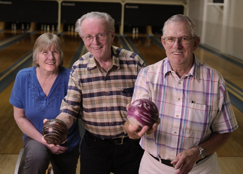 Heritage Lanes Senior Drop In