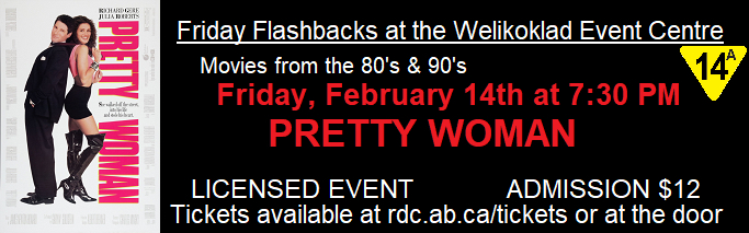 Friday Flashbacks - Pretty Woman